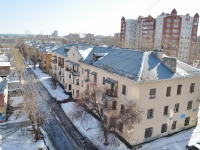 Yekaterinburg, Voennaya st, house 3. Apartment house