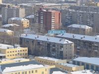Екатеринбург, улица Военная, дом 15. многоквартирный дом
