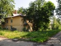 Екатеринбург, улица Военная, дом 16. многоквартирный дом