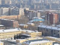 Екатеринбург, улица Военная, дом 20В. многоквартирный дом