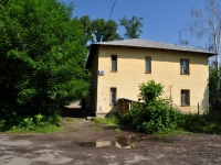 neighbour house: st. Voennaya, house 20В. Apartment house