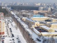 Yekaterinburg, Voennaya st, house 19 к.2. governing bodies