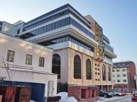 Yekaterinburg, institute УРАЛЬСКИЙ ФИНАНСОВО-ЮРИДИЧЕСКИЙ ИНСТИТУТ (УрФЮИ), Karl Libknekht st, house 1