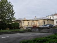 Yekaterinburg, museum Дом Метенкова, Karl Libknekht st, house 36