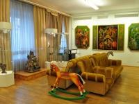 Екатеринбург, музей истории камнерезного и ювелирного искусства, Ленина проспект, дом 37