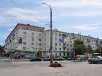 Yekaterinburg, Lenin avenue, house 72. Apartment house