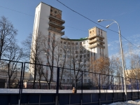 Yekaterinburg, hotel ИСЕТЬ, Lenin avenue, house 69/1
