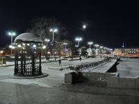 Екатеринбург, малая архитектурная форма Ротонда на левом берегу р. ИсетьЛенина проспект, малая архитектурная форма Ротонда на левом берегу р. Исеть