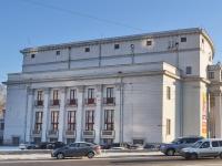 Yekaterinburg, Pervomayskaya st, house 27. community center