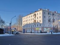 Yekaterinburg, Pervomayskaya st, house 63. Apartment house