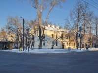 neighbour house: st. Pervomayskaya, house 95. Apartment house