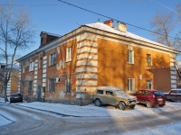 neighbour house: st. Pervomayskaya, house 99А. Apartment house
