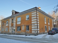 neighbour house: st. Pervomayskaya, house 99Б. Apartment house