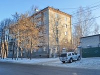Yekaterinburg, Pervomayskaya st, house 108. Apartment house
