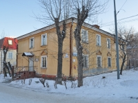 neighbour house: st. Pervomayskaya, house 116. Apartment house