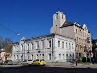 neighbour house: st. Pervomayskaya, house 11. multi-purpose building