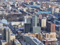 Yekaterinburg, office building ВОЗНЕСЕНСКИЙ, Pervomayskaya st, house 15