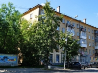neighbour house: st. Pervomayskaya, house 58. Apartment house