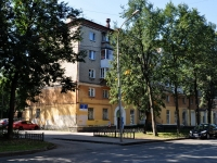 neighbour house: st. Pervomayskaya, house 70. Apartment house