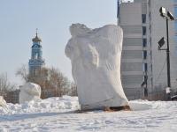 Екатеринбург, улица Толмачева, скульптура