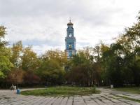 Екатеринбург, храм Вознесения Господня, улица Клары Цеткин, дом 11