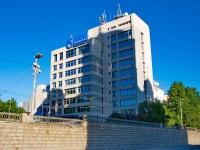 соседний дом: ул. Клары Цеткин, дом 14. офисное здание