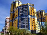 Екатеринбург, улица Авиационная, дом 12. многоквартирный дом