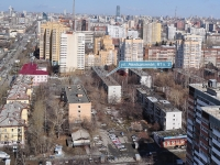Yekaterinburg, Aviatsionnaya st, house 61/2. Apartment house