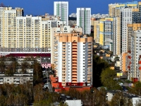 Yekaterinburg, Aviatsionnaya st, house 65/1. Apartment house