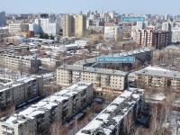 Yekaterinburg, Aviatsionnaya st, house 80. Apartment house