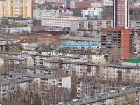 Yekaterinburg, Aviatsionnaya st, house 81. Apartment house
