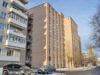 Yekaterinburg, hostel ЕМУП Трамвайно-троллейбусного управления, Chaykovsky st, house 10