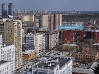 叶卡捷琳堡市, Chaykovsky st, 房屋 60. 公寓楼