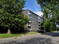 neighbour house: st. Chaykovsky, house 80. Apartment house