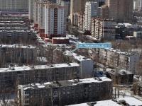 叶卡捷琳堡市, Chaykovsky st, 房屋 82/1. 公寓楼