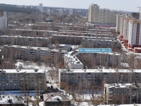 Yekaterinburg, Chaykovsky st, house 84/2. Apartment house