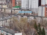 Yekaterinburg, Chaykovsky st, house 86/1. Apartment house