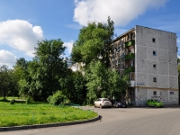 Yekaterinburg, Chaykovsky st, house 88/1. Apartment house