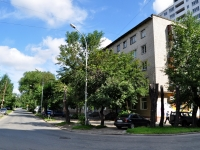 neighbour house: st. Chaykovsky, house 89. Apartment house