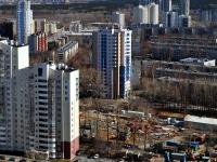 Екатеринбург, улица Чайковского, дом 90. многоквартирный дом