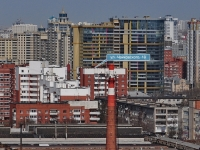 Yekaterinburg, Chaykovsky st, house 19. Apartment house