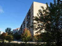 Yekaterinburg, Patris Lumumba st, house 38. Apartment house
