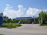 Yekaterinburg, Patris Lumumba st, house 4В. fuel filling station
