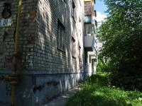 Yekaterinburg, Patris Lumumba st, house 81. Apartment house