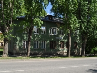 Yekaterinburg, Patris Lumumba st, house 89. Apartment house