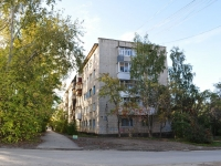 Yekaterinburg, Gazetnaya st, house 34. Apartment house