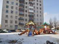 Yekaterinburg, Gazetnaya st, house 67. Apartment house