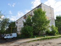 Yekaterinburg, Gazetnaya st, house 38. Apartment house