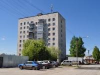 Yekaterinburg, st Gazetnaya, house 67. Apartment house