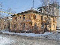 Yekaterinburg, Gazorezchikov alley, house 37. Apartment house